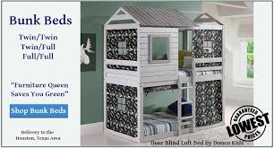 Cheap Bunk Beds Houston Bunk Beds In Houston Furniture In Katy