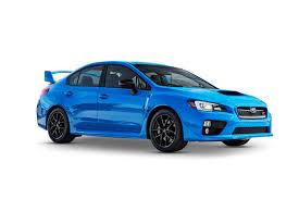 subaru sti 2016 2016 subaru wrx sti premium hyper blue 2 5l 4cyl petrol