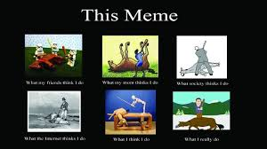 What We Think We Do Meme - the what i do meme may be immortal the atlantic