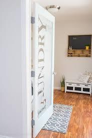 Laundry Room In Kitchen Ideas Best 25 Laundry Room Doors Ideas On Pinterest Laundry Closet
