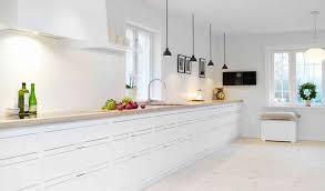 100 all white kitchen ideas get 20 white shaker kitchen