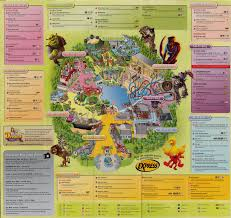 Map Universal Studios Hollywood A Happy Trip To Singapore Day 5 Have Fun All Day In Universal