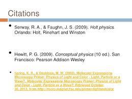 Physics Of Light Diffraction Of Light