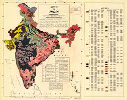 Map Of Punjab India by The Soil Maps Of Asia Display Maps