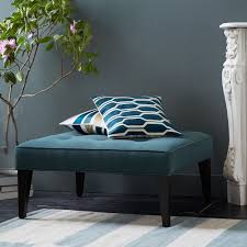 Tuffted Ottoman Tufted Ottoman West Elm