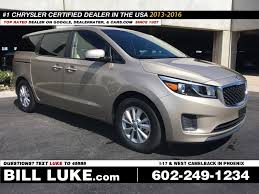 used 2017 kia sedona lx for sale in phoenix az cj29753
