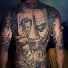 the best tattoo ever the joker tattoos pinterest joker