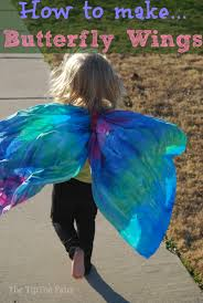butterfly wings tutorial imaginative play butterfly and tutorials
