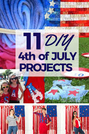 Fourth Of July Tablecloths by 11 Easy Diy Projects For 4th Of July The Sewing Loft