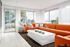 Orange Sofa Living Room Ideas Orange Sofa Living Room Ideas Home Factual