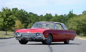 1961 Thunderbird Interior 1961 Ford Thunderbird Future Classics