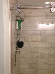 home depot shower glass doors wood tile in shower stall marazzi home depot glass door is