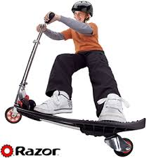 siege scooter occasion buy razor siege caster scooter at home bargains