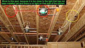 Where To Place Recessed Lights In Kitchen Building A Home Avalon Kitchen Lights Guardian Brick