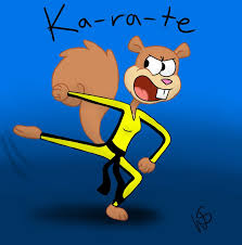 request karate sandy by xlilacnialldoex on deviantart