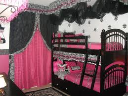 pink and zebra bedroom the girls asked for a pink zebra room my girls room
