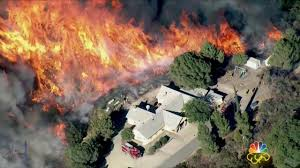 Ca Wildfire Containment by At Least 96 Homes Destroyed By Blue Cut Fire In California Nbc News