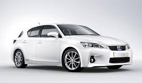 where do they lexus cars lexus confirms ct 200h compact hybrid only model for u s market