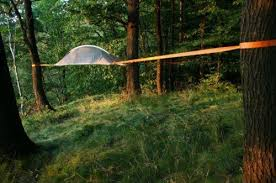 camping tree tent jungle 2 person new connect hanging hammock