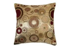 throw pillows for burgundy sofa modern red decorative pillows for
