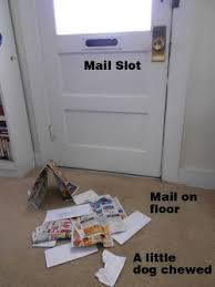Rustic Iron Mail Slot Outdoor - making a mail catcher try this easy project if you have a door