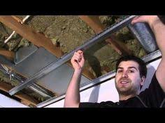 Sound Proof Basement Ceiling by Easy Do It Yourself Video For Keeping Noise And Unwanted Sound