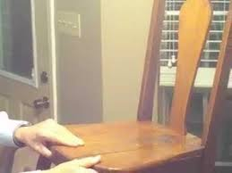 Antique Chair Repair How To Fix An Antique Chair With Gorilla Glue Furniture Repair