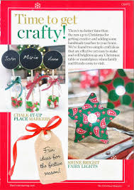 craft it up the christmas magazine uk features our shine bright