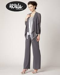 ursula micro sequin dressy pant suit 11233 novelty