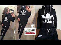 aliexpress ebay haul adidas tracksuit very cheap sweatshirt