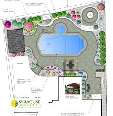pool site design and build u2014 syracuse lightscapes inc