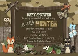 camouflage baby shower baby shower invitations amazing camo baby shower invitations simple