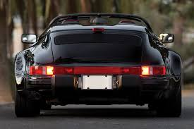 porsche carrera back model masterpiece 1989 porsche 911 speedster premier financial