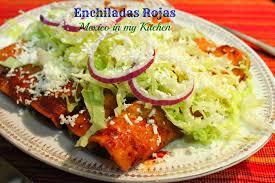 Imagenes Enchiladas Rojas | red enchiladas sauce recipe receta de enchiladas rojas mastercook