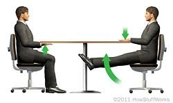 Office Workouts At Your Desk by 3 Conference Table Toners 10 Office Exercises You Can Do