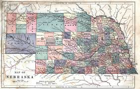 Ercot Contour Map Nebraska State Maps Usa Maps Of Nebraska Ne Butzin10 Nebraska