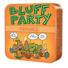 bluff party orange cocktail games