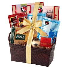 gift basket captain s feast gift basket