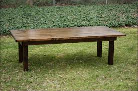 How To Make Your Own Kitchen Table by Outdoor Ideas Standard Farm Table Size Farm Table With Leaves