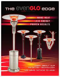 patio heater reflector evenglo patio heaters ir energy inc pdf catalogues
