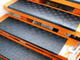 installation rubber stair mats u2014 railing stairs and kitchen design