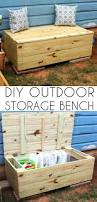 Outside Storage Bench Bench Ideas Outdoor Ideas Outdoor Storage Bench Canadian Home