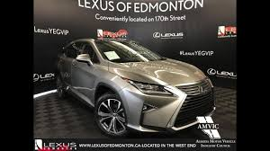 lexus rx 350 used 2017 silver 2017 lexus rx 350 executive package walkaround review east