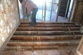 Level Floor by Sister Joists To Level Floor Carpet Vidalondon