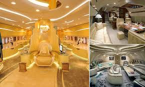 What Is The Definition Of Opulent A Rare Glimpse Into The Opulent World Of Super Luxury Private Jets