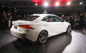 lexus is300h f sport lease 2014 lexus is hybrid model to comprise more than 80 percent of