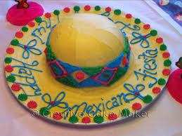 the creative cake maker sombrero cake for your fiesta