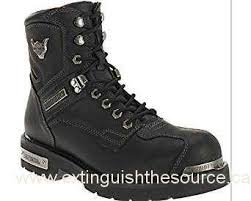 s harley boots canada harley davidson s 9 5 mansfield motorcycle boots for