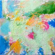 abstract art original painting home decor 5 x 5 square tiny susan abstract art original painting home decor 5 x 5 square tiny susan skelley free domestic shipping
