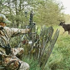 Bow Ground Blind Delighful Hunting Ground Blind Blinds May Be In Inspiration Decorating